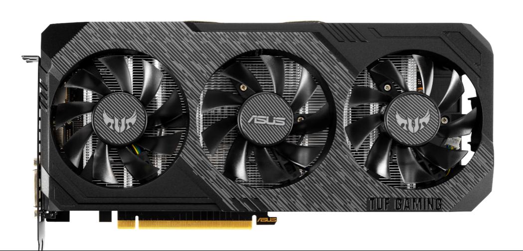 华硕GeForce® GTX1660 SUPER™系列显卡上市 甜品升级实力优选