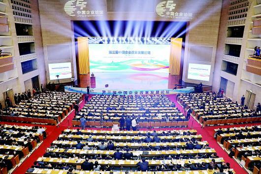第三届中国企业改革发展论坛侧记