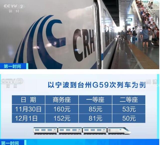 高铁票价再迎调整!调整后的高铁票价将有怎样的变化?