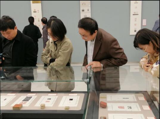 """篆书、篆刻、刻字,这个""""国展""""在山东美术馆开幕,山东入展数居全国第二"""