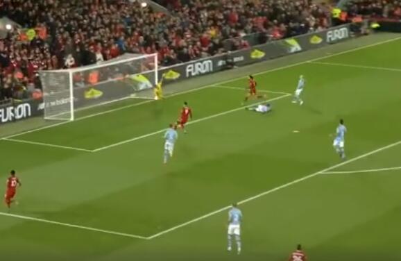 英超-利物浦3-1曼城 红军8分领跑英!曼城落后9分退至积分榜第4