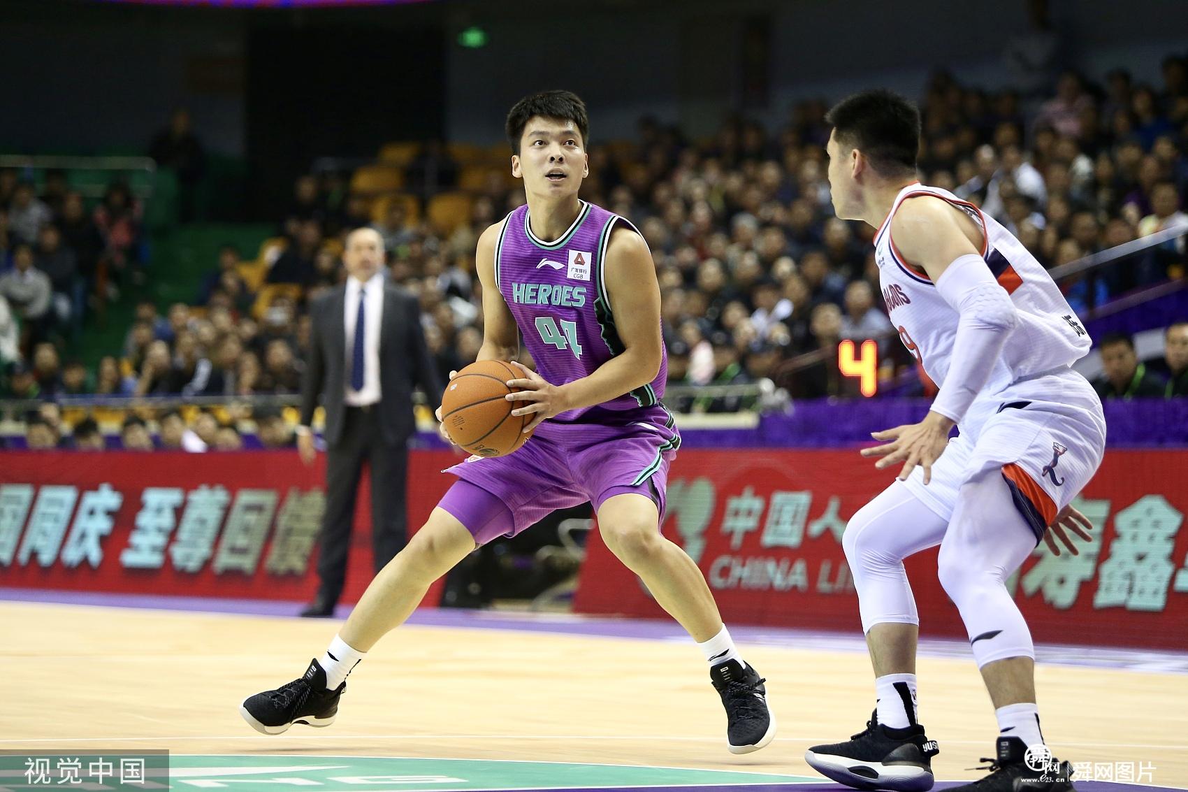 昨晚,山东球迷记住了陈培东!山东男篮上演大逆转 主场1分险胜广州队