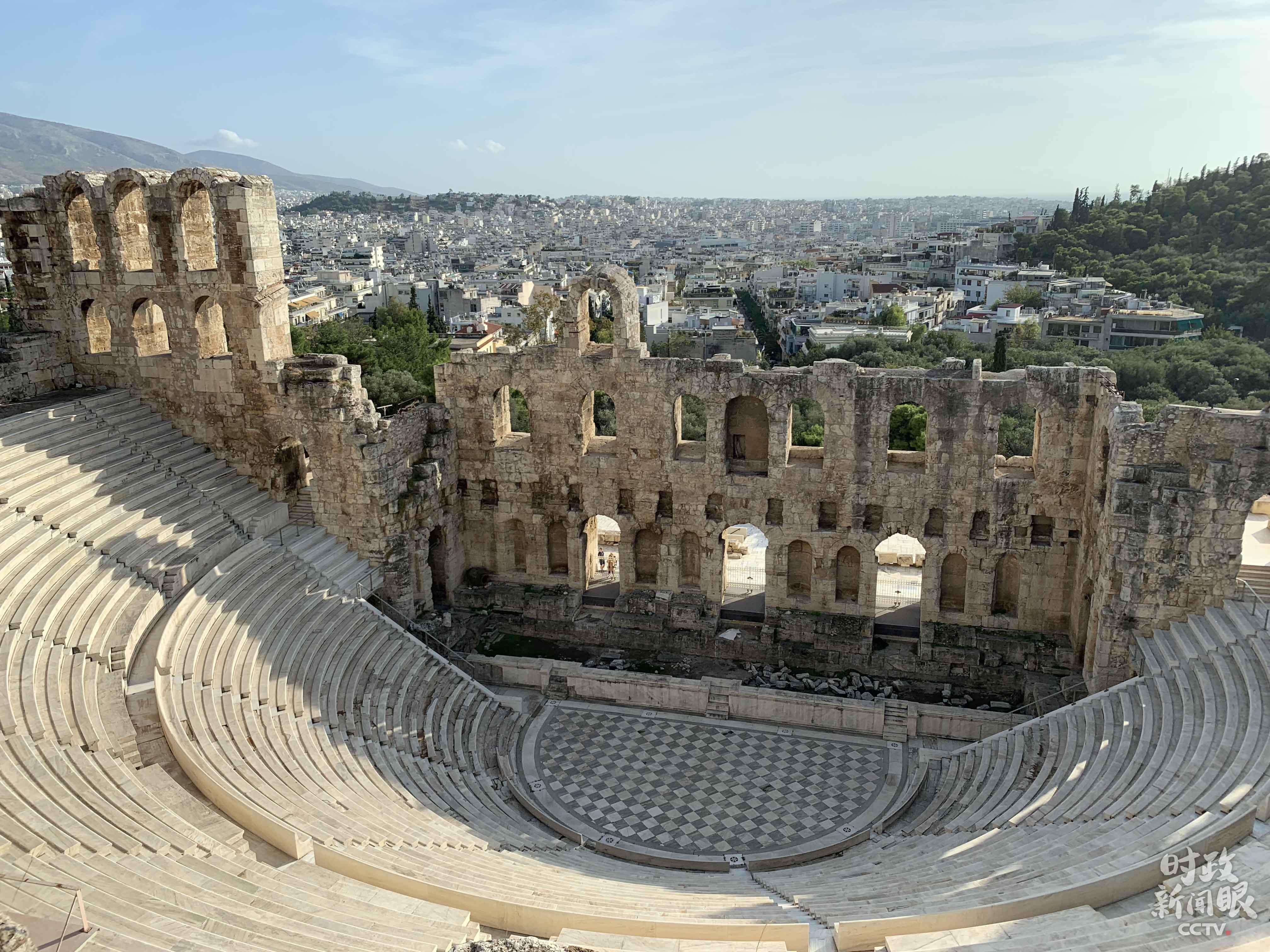 时政新闻眼丨再到希腊,习近平为何用了这个词?