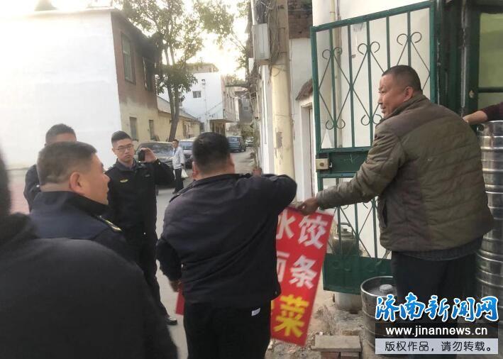 王官庄街道办事处多措并举扎实推进环境综合治理