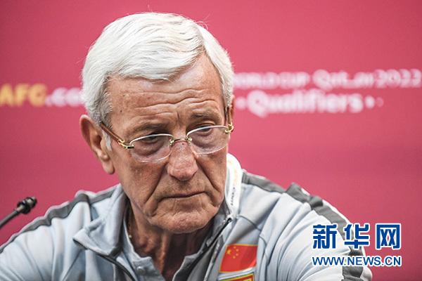 中国男足1:2憾负叙利亚 主教练里皮宣布辞职