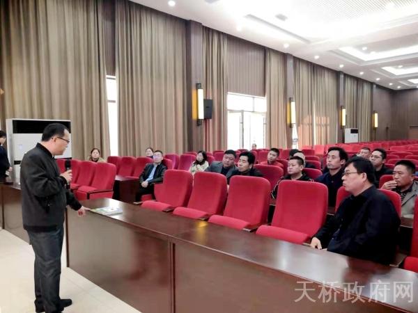 桑梓店街道到平阴县锦水街道参观学习智能印章系统
