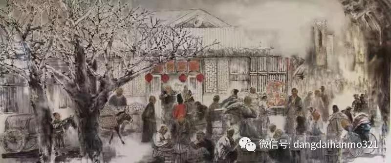 山东著名画家——沙俊杰