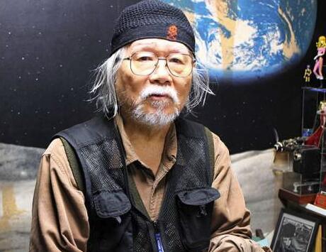 日本漫画家松本零士疑中风入院 已经脱离危险