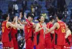 东京奥运资格赛 中国女篮大胜菲律宾晋级第三阶段