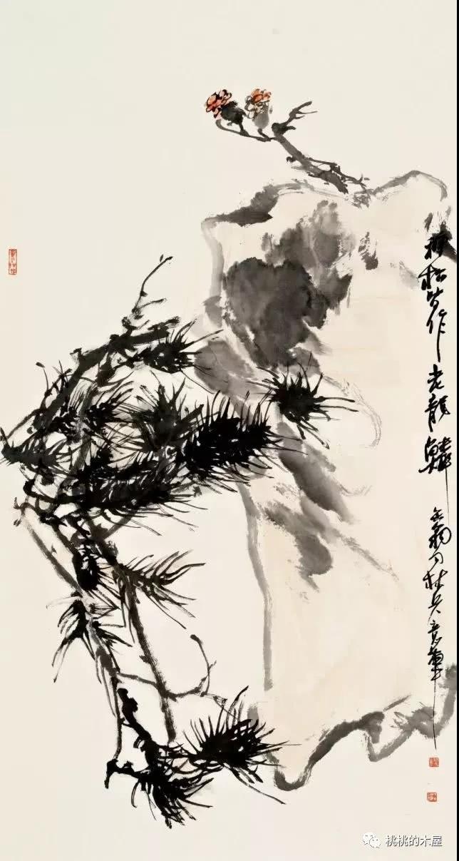 花鸟画名家林兵