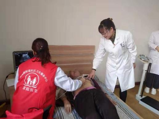 """践行初心志愿行,联合服务献爱心——""""黄海健康党员红心联盟""""在行动"""