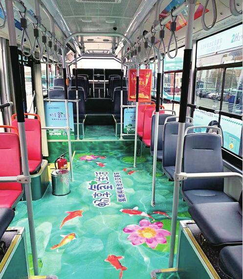 """济南公交车进入""""氢""""时代!K115路加一次氢能跑350公里"""