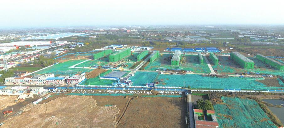 今年拆除村居50个、房屋建筑面积235万平方米 济南先行区拆出一片新天地