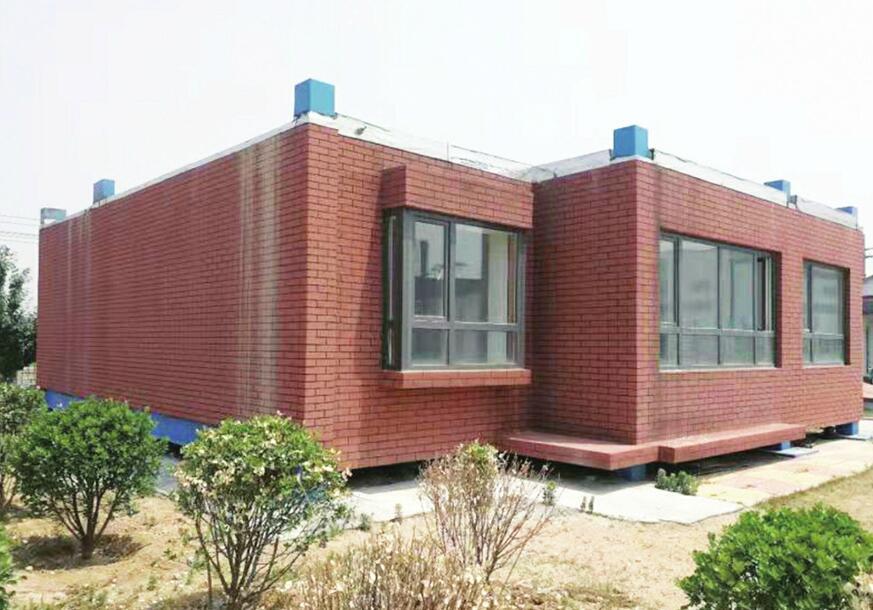 国家级装配式建筑产业基地项目形成绿色建筑完整产业链