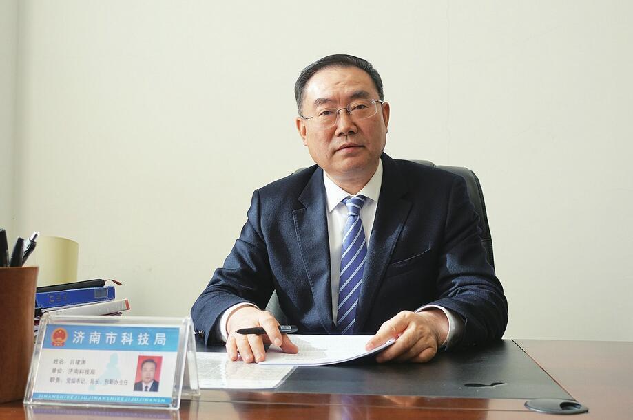 以科技创新打赢稳增长攻坚战——专访市科学技术局党组书记、局长吕建涛