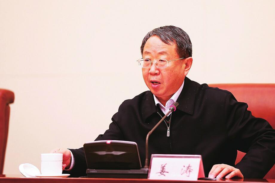 打好三大攻坚战 保障经济社会发展——专访市城乡水务局党组书记、局长姜涛