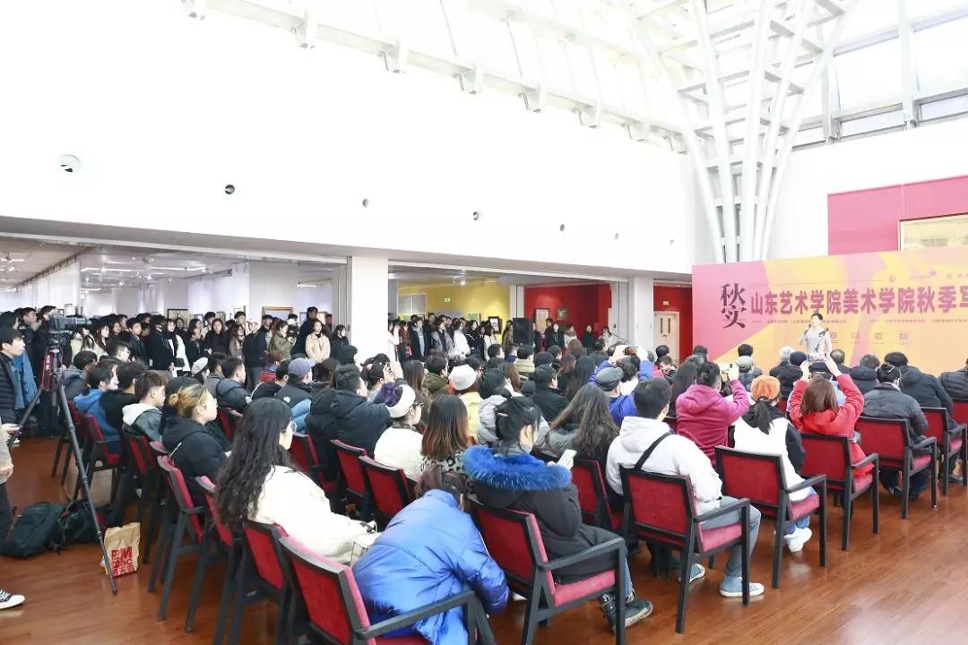 2019山东艺术学院美术学院秋季写生作品展今日在时光艺术之城盛大开幕