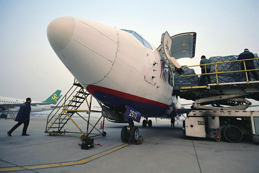 济南-大阪全货运航线开通 将使济南成为东接日韩、西连欧洲航空货运枢纽