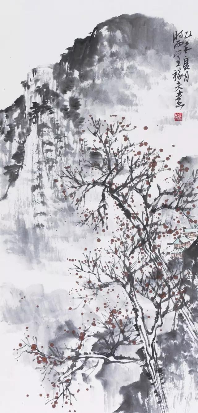 潇洒出尘  超然物外——我眼中的李稼夫与他的书画艺术