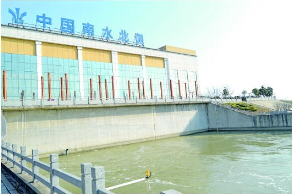 """蓝色""""动脉""""润齐鲁 南水北调东线一期工程通水六年来,累计向山东调水近40亿立方米"""