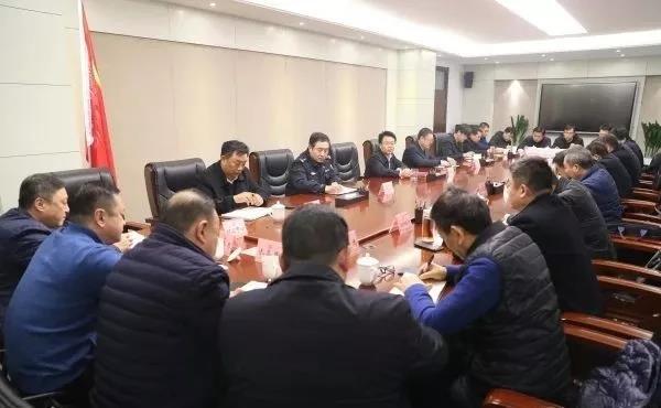 天桥区召开全区大气污染防治工作推进会议