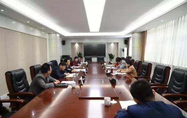 天桥区召开济南新材料产业园区体制机制改革推进会