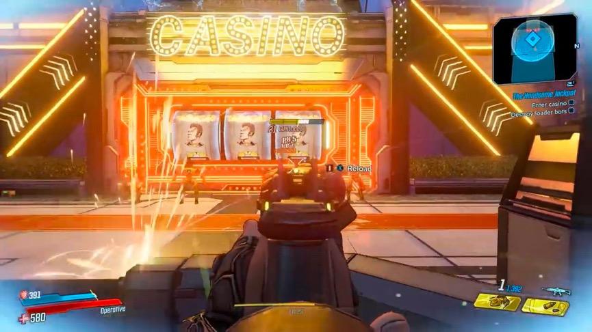 《无主之地3》新DLC 华硕B450主板助你制霸星球