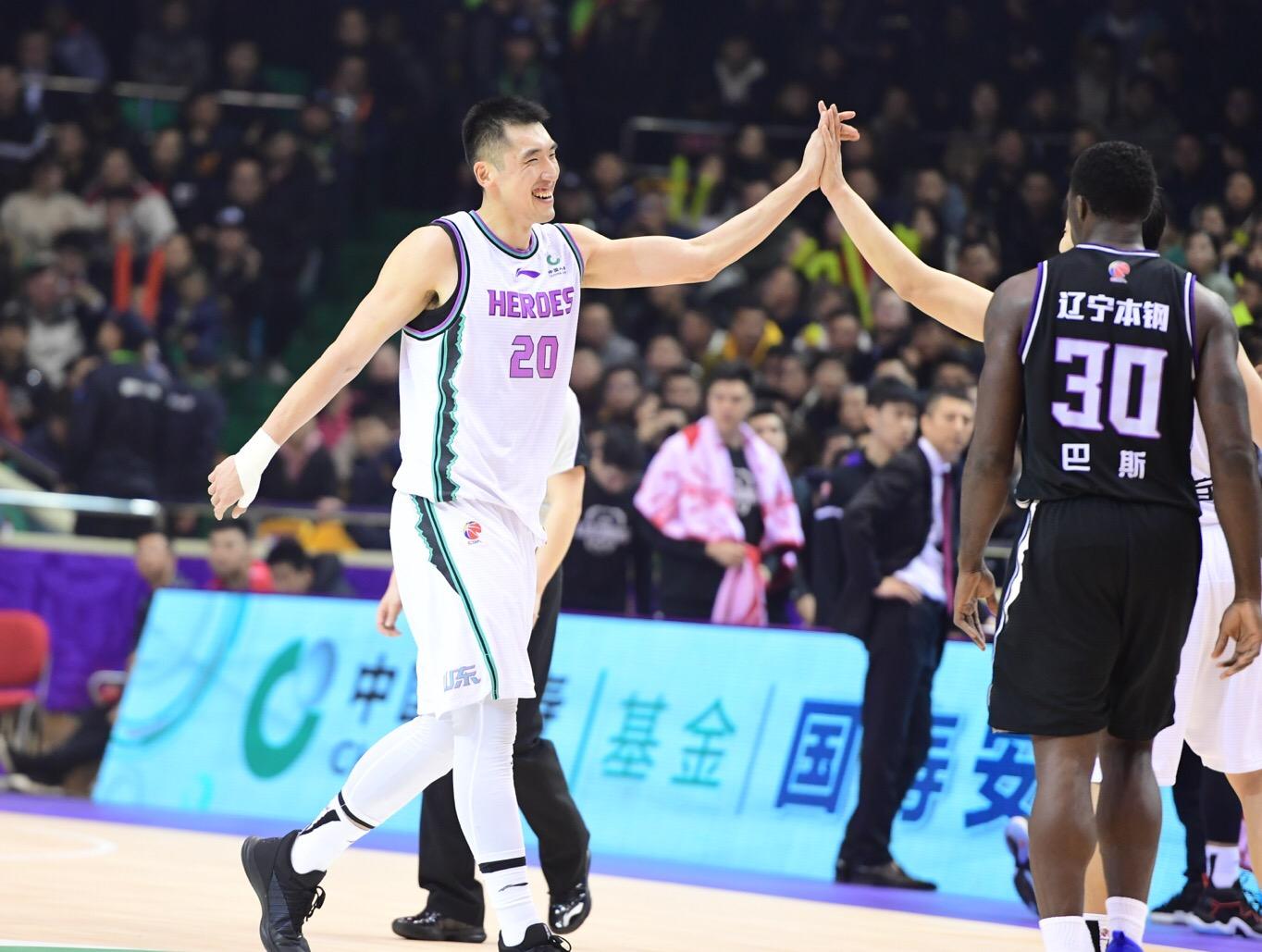 哈德森一战封神!拿下本赛季个人单场最高分 助山东男篮豪取八连胜