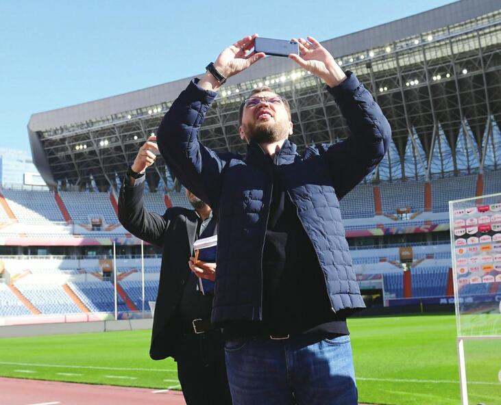 奥体将承办2021年世俱杯 济南是这样被国际足联相中的