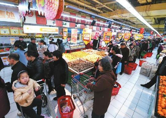 储备肉昨起火爆入市 两节期间消费需求旺盛
