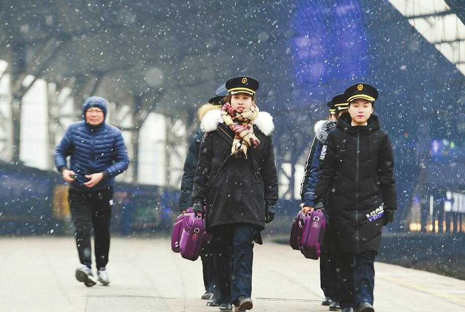 """中东部大范围雨雪天气又要""""开工"""" 小雪在路上 周四到泉城"""