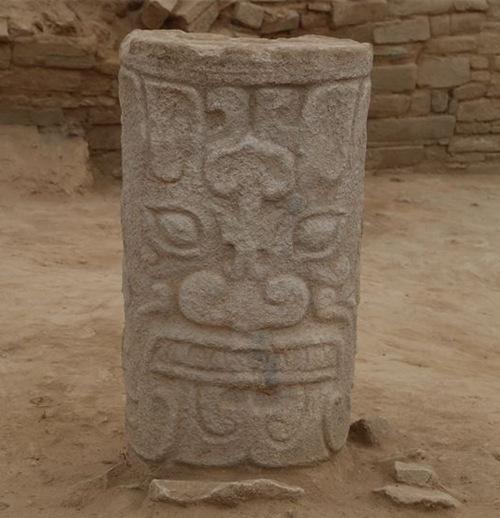 巍峨壮观!陕西发现遗址石雕 核心区域皇诚台结构复杂