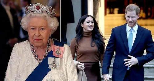 """女王支持哈里决定 哈里和梅根可以""""单飞""""了"""