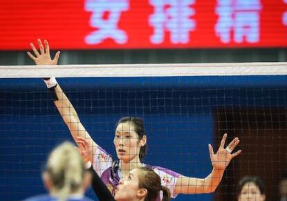 12冠王!天津女排夺冠 朱婷关键时刻稳定军心 全场得到15分