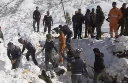 突发!克什米尔北部雪崩 雪崩原因是什么?伤亡情况怎样?