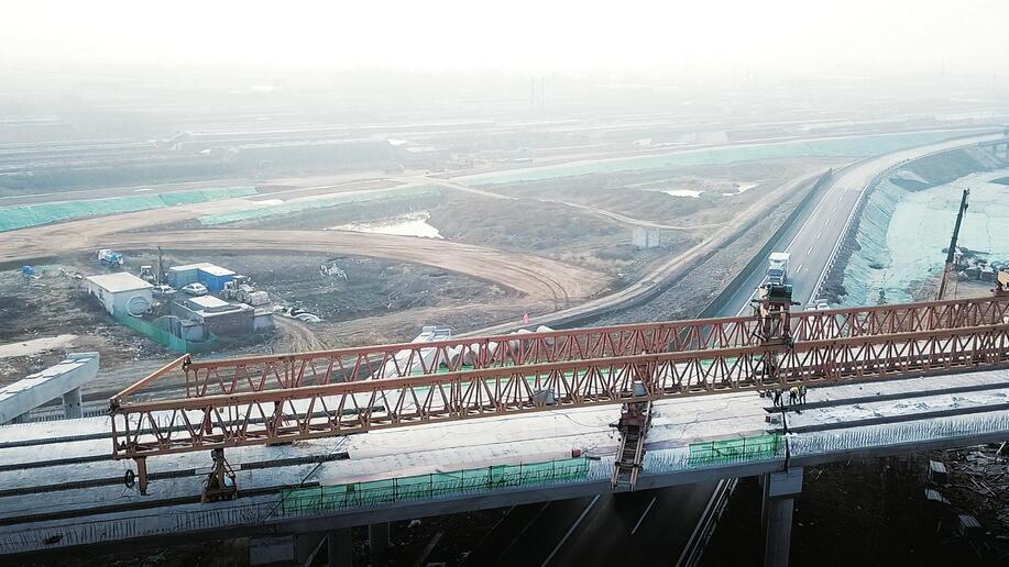 """劃定城區邊界引領發展方向 濟南""""三環""""昂起東部龍頭"""
