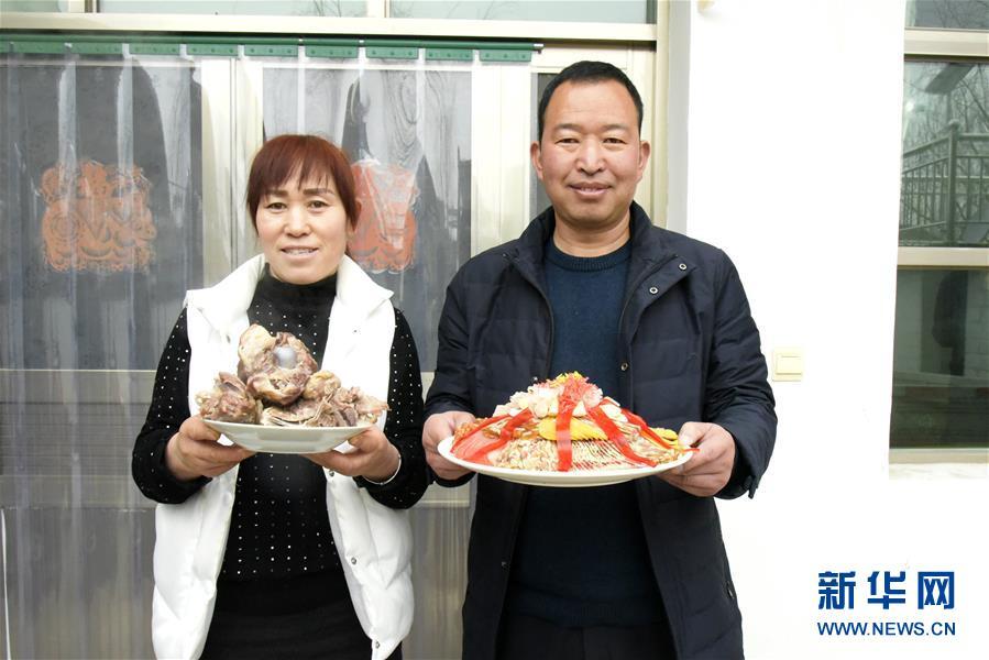 """【新春走基层】脱贫村里看""""年景"""""""