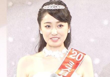 2020日本小姐冠军出炉 这个颜值你打几分?