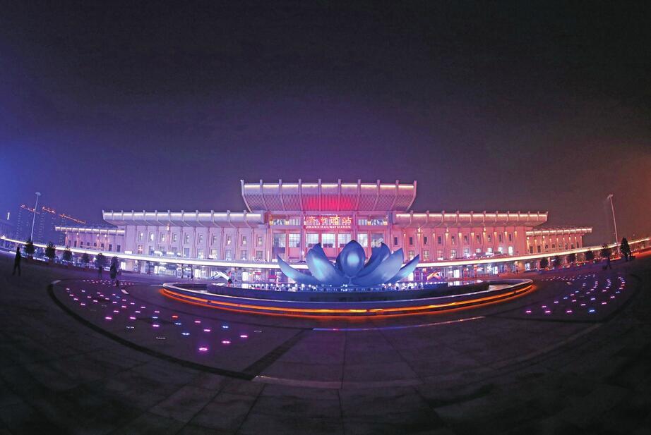 """鼠年鼠你最""""兴福"""" 济南西站东广..."""