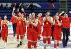 东京奥运会我们来了!中国女篮三连胜!40分狂胜韩国小组第一完美晋级
