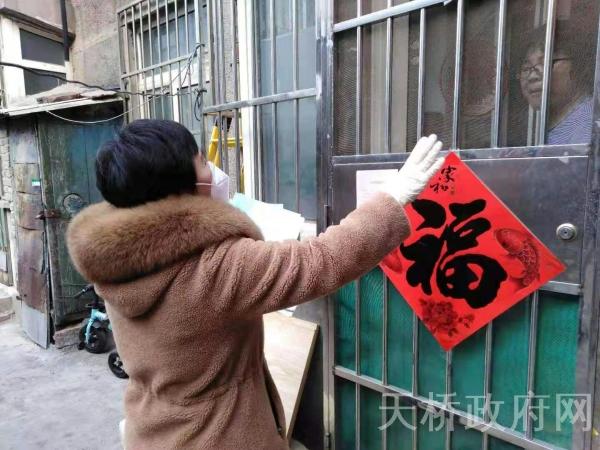 """官扎营街道制革街社区充分发挥网格员""""抗疫先锋""""作用"""
