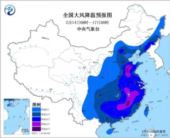 今晚雨夹雪转中雪,局部大雪,山东发紧急通知