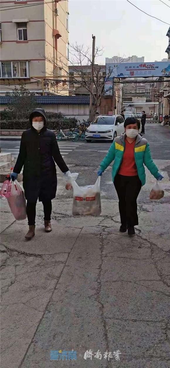 """官扎营街道:抗疫一线有支""""娘子军团"""""""