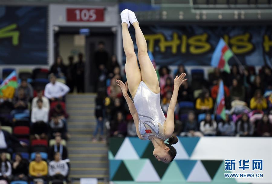 朱雪莹夺冠 该站比赛也是东京奥运会积分赛