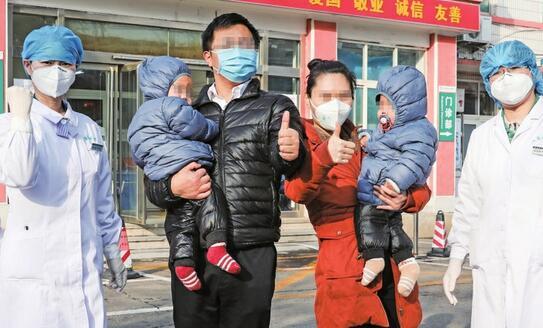 济南又有4例新冠肺炎患者康复