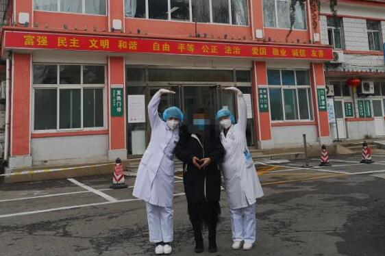 济南市传染病医院第十一批一例新...