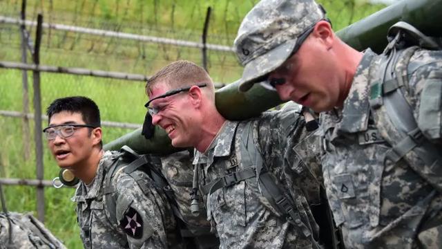 影响2.85万人!美国封锁驻韩基地 近1万名军人被隔离