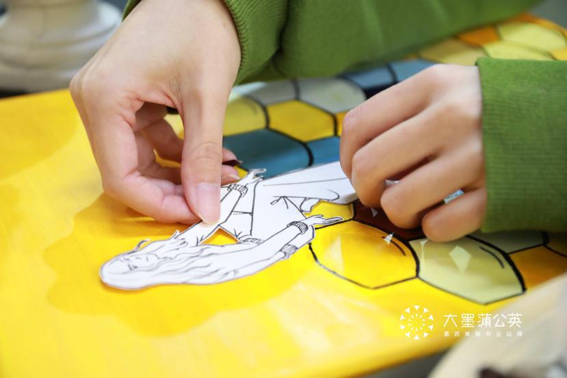 非常岁月 艺术铭记:大墨蒲公英创作材料包,免费领!