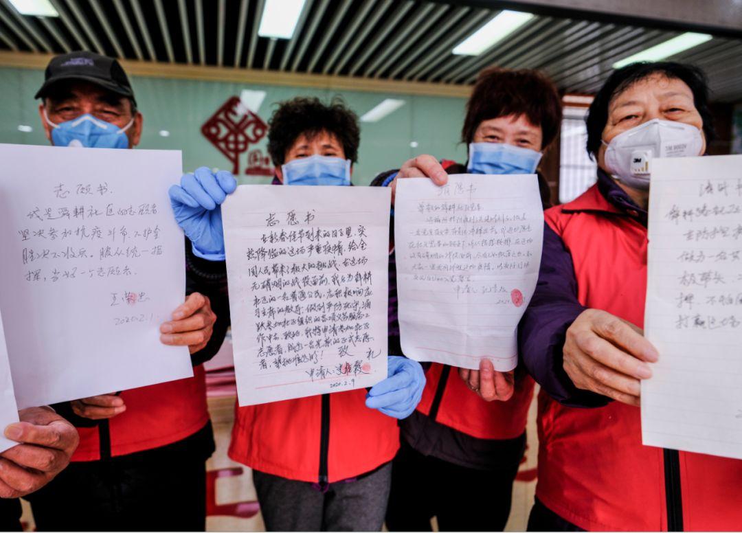 """【抗击疫情,历下在行动】致敬!战""""疫""""一线的历下志愿者"""