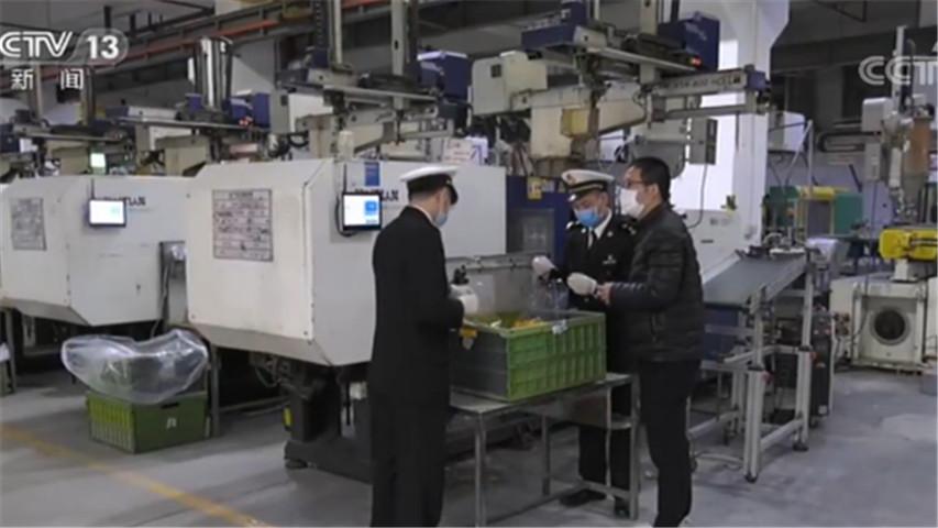海关总署:进一步降低通关成本 促进外贸稳增长